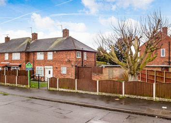 Thumbnail 3 bed terraced house for sale in Melbury Road, Nottingham