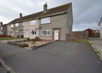 Thumbnail 2 bed end terrace house for sale in Hemphill View, Knockentiber, Kilmarnock