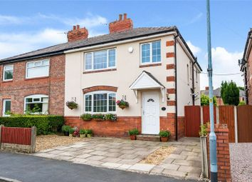 Thumbnail 4 bed semi-detached house for sale in Latham Avenue, Ormskirk