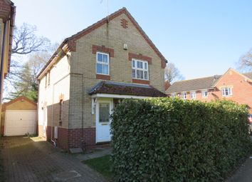 Thumbnail 3 bed detached house for sale in Admirals Way, Hethersett, Norwich