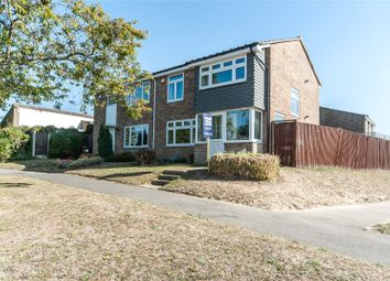 Thumbnail 3 bed semi-detached house for sale in Beaufort Road, Strood, Kent