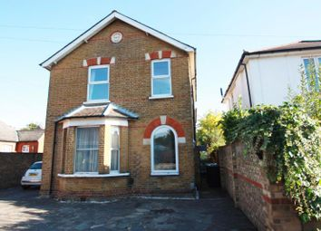 Thumbnail 1 bed flat to rent in Corrie Road, Addlestone