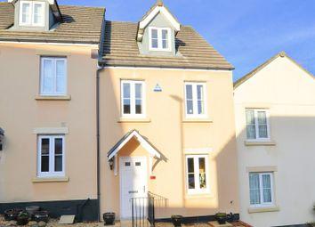 Thumbnail 3 bed terraced house for sale in Kestrel Park, Whitchurch, Tavistock