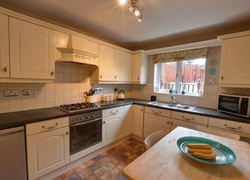 Thumbnail 3 bed detached house for sale in Redewood Close, Slatyford, Newcastle Upon Tyne