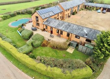 Thornton Road, Nash, Milton Keynes MK17. 4 bed barn conversion for sale