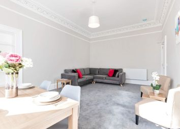 Thumbnail 2 bedroom flat to rent in Leven Terrace, Meadows, Edinburgh