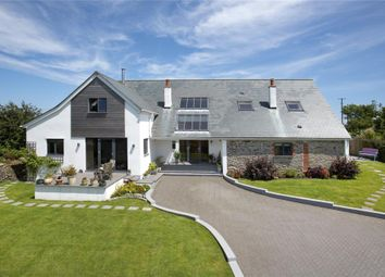 Thumbnail 5 bed detached house for sale in Lanreath, Looe, Cornwall