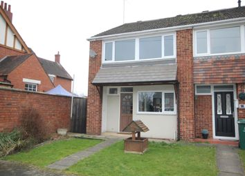 Thumbnail 3 bed end terrace house for sale in Lentons Lane, Aldermans Green, Coventry