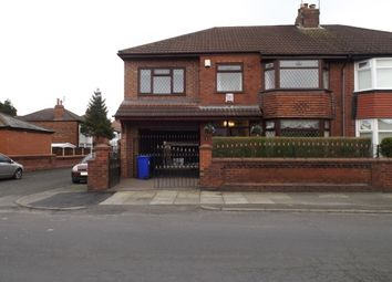 Thumbnail 5 bedroom semi-detached house to rent in Woodbridge Avenue, Audenshaw, Manchester