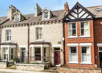 Thumbnail 4 bedroom terraced house for sale in Millfield Road, York