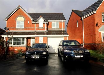 Thumbnail 4 bed property for sale in Burgh Wood Way, Chorley