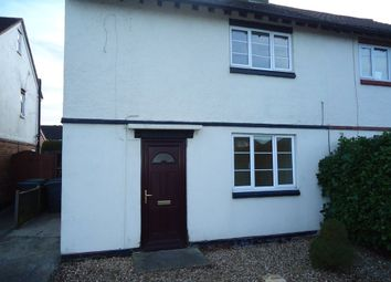Thumbnail 3 bed semi-detached house to rent in Brant Road, Waddington, Lincoln