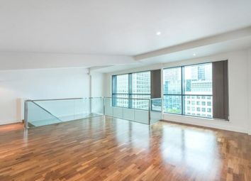 Thumbnail 2 bedroom flat to rent in Discovery Dock Apartments West, 3 South Quay Square