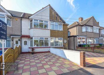 Thumbnail 2 bed terraced house for sale in Penshurst Avenue, Sidcup