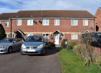Thumbnail 3 bed terraced house for sale in Castle Green, Gorleston, Great Yarmouth