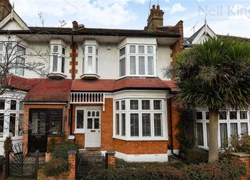 Thumbnail 3 bed terraced house for sale in St Albans Road, Woodford Green, Essex