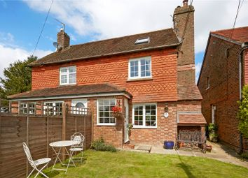 Thumbnail 3 bedroom semi-detached house for sale in Oakhill Cottages, Okewood Hill, Dorking, Surrey