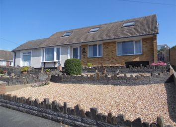 Thumbnail 4 bedroom detached bungalow for sale in 29 Heol Dewi, Fishguard, Pembrokeshire