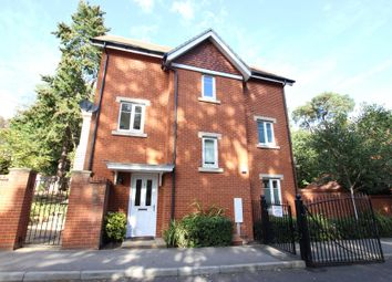 Thumbnail 4 bed town house to rent in Convent Close, Maybury, Woking