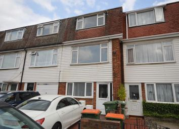 Thumbnail 4 bedroom terraced house to rent in Atkinson Road, Canning Town, London