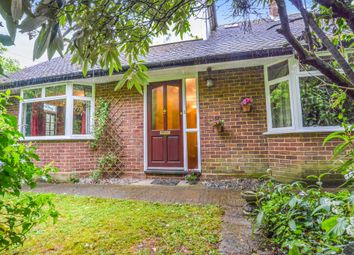 Thumbnail 3 bed bungalow for sale in Great North Road, Welwyn Garden City