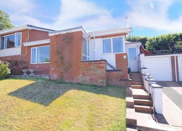 Thumbnail 3 bedroom semi-detached bungalow for sale in Peard Road, Tiverton