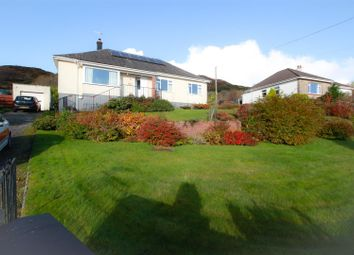 Thumbnail 4 bedroom detached bungalow for sale in Ileene Road, Tarbert