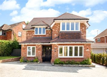 Thumbnail 3 bed detached house for sale in Woodside Road, Northwood, Middlesex