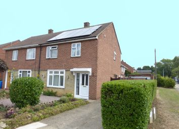 Thumbnail 3 bed semi-detached house for sale in Hallfields Lane, Gunthorpe, Peterborough