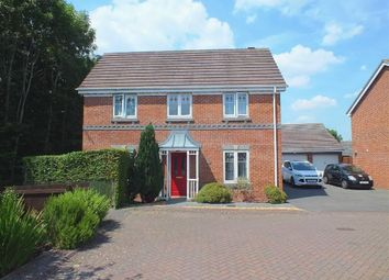Thumbnail 4 bed detached house for sale in Percheron Place, Westbury, Wiltshire