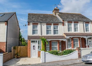 Thumbnail 3 bed property for sale in Dane Crescent, Ramsgate