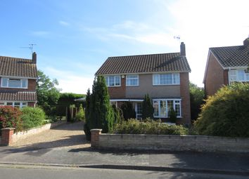 Thumbnail 4 bed detached house for sale in Sherbourne Drive, Maidenhead