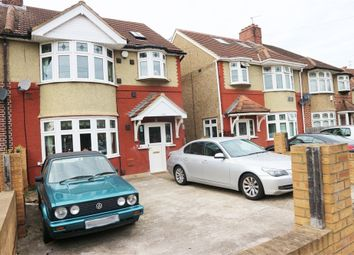 Thumbnail 4 bed semi-detached house for sale in Springwell Road, Hounslow, Greater London