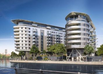 Thumbnail 1 bedroom flat for sale in X1 Manchester Waters Apartment, Pomona Strand, Manchester