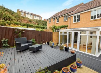 Thumbnail 4 bed terraced house to rent in Lower Corniche, Hythe