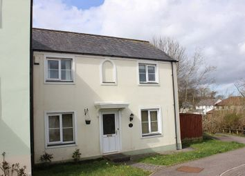 Thumbnail 3 bed semi-detached house for sale in Dukes Court, Roche, St. Austell