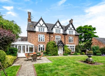 Thumbnail 5 bed country house for sale in Bridgemere Mews, Dingle Lane, Bridgemere, Nantwich