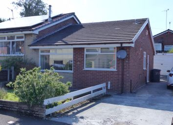 Thumbnail 2 bed semi-detached bungalow for sale in Brandon Crescent, Shaw, Oldham