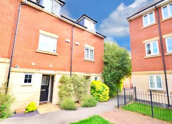 Thumbnail 3 bed town house for sale in Thistle Drive, Desborough, Kettering