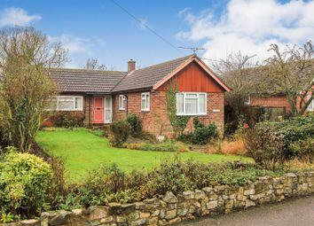 Thumbnail Detached bungalow for sale in Clover Rise, Whitstable