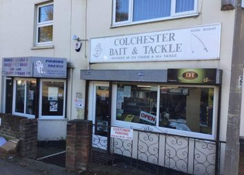 Thumbnail Retail premises for sale in Harwich Road, Colchester