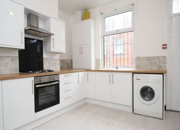 Thumbnail 5 bed terraced house to rent in Glossop Street, Woodhouse, Leeds
