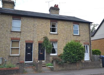 Thumbnail 3 bedroom terraced house to rent in Southmill Road, Bishop's Stortford