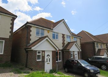 Thumbnail 3 bed property to rent in Bristol Rise, Bowring Way, Brighton