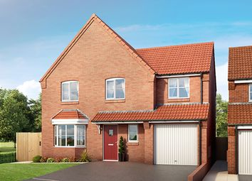 "Thumbnail 5 bed property for sale in ""The Aspen"" at Mooracre Lane, Bolsover, Chesterfield"