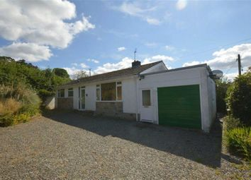 Thumbnail 3 bed detached bungalow for sale in Green Pastures, Llanfihangel Y Creuddyn, Aberystwyth