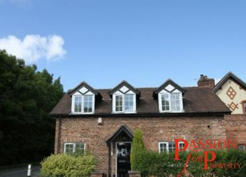 Thumbnail 2 bed cottage to rent in Welsh Road, Gorstella, Dodleston, Chester