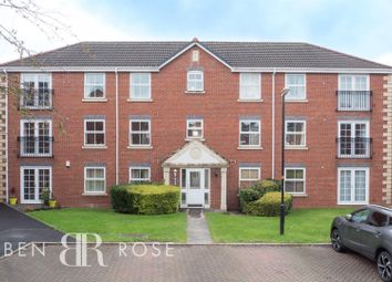 Thumbnail 2 bed flat for sale in Goldfinch Court, Chorley