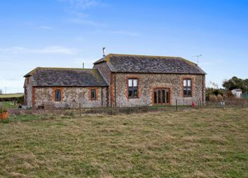 Thumbnail 4 bed barn conversion for sale in Giggers Green Road, Aldington, Ashford