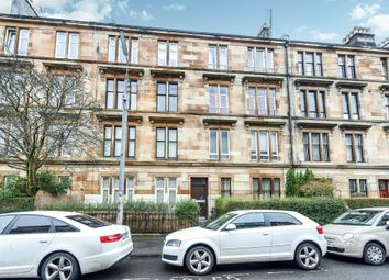 Thumbnail 2 bed flat for sale in Roslea Drive, Dennistoun, Glasgow